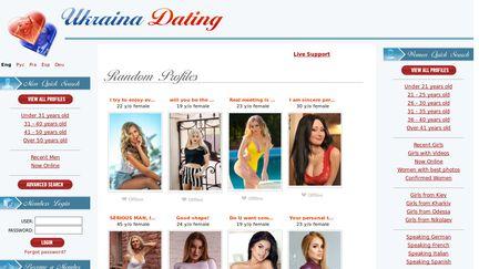Ukraina Dating