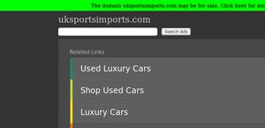 Uksportsimports.com
