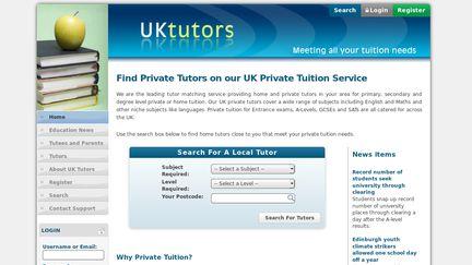 UK Tutors