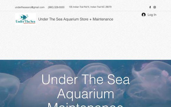 Under The Sea Aquarium Maintenance