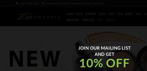 Us.zuiiorganic.com