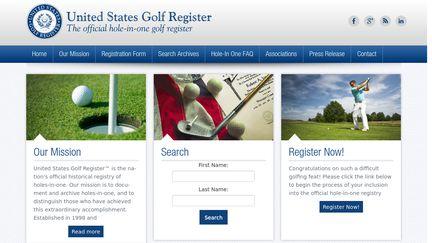 United States Golf Register