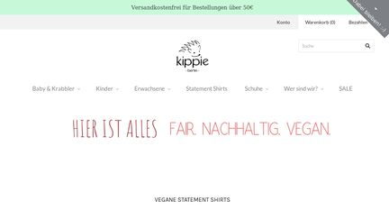 Vegan Child : Ethical Kids Fashion