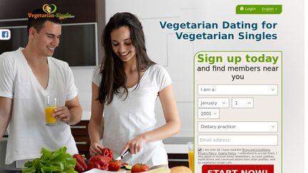 Vegetarian-Single