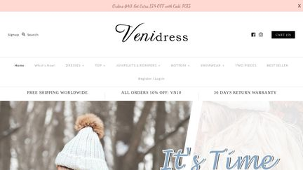 Venidress.co