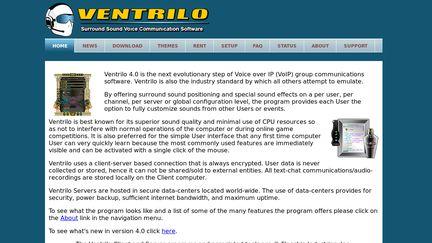Ventrilo.com