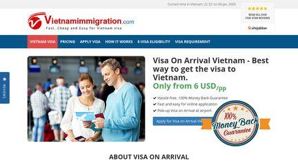 Vietnamimmigration.com