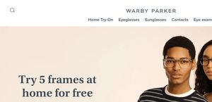 38f9aa3abf Warby Parker Reviews - 196 Reviews of Warbyparker.com