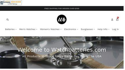 WatchBatteries