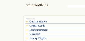 Waterbottle.bz