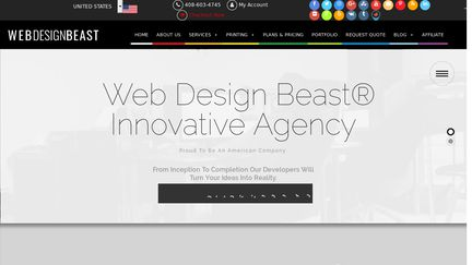 Web Design Beast