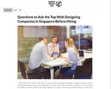 WebsiteDesignHub.sg