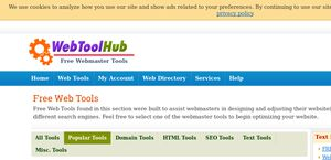 WebToolHub