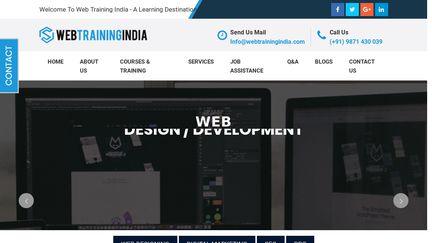 WebTrainingIndia