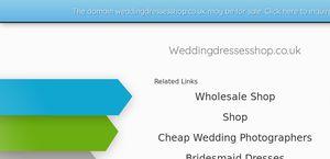 Weddingdressesshop.co.uk