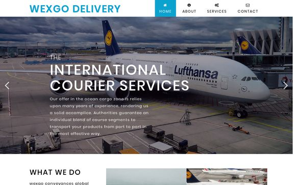 Wexgo Delivery International Courier