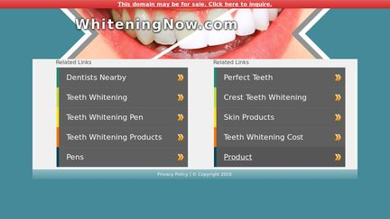 Whiteningnow.com
