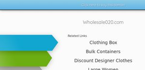 Wholesale020.com