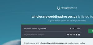 Wholesale wedding dresses.ca