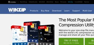 WinZip For Windows, Mac And Mobile Reviews - 1 Review of