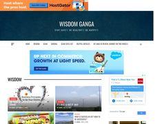 Wisdomganga.com