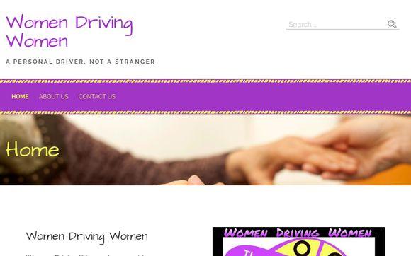 WomenDrivingWomen