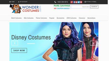 Wonder Costumes
