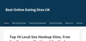 any good dating sites in the uk