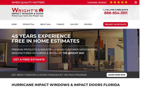 Wrights Impact Window And Door