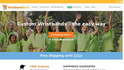 Wristband Bros