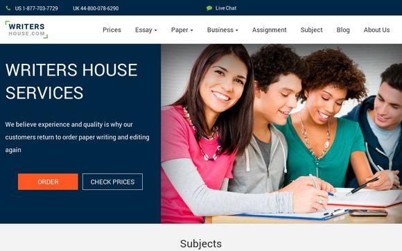 Writers House.com
