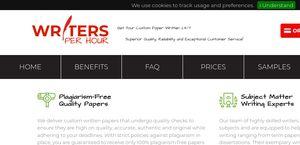 WritersPerHour