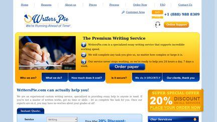WritersPie