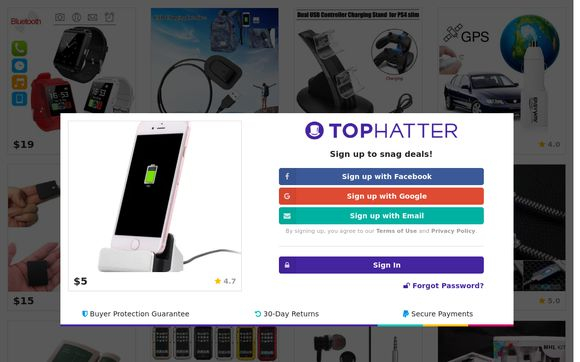 www.tophatter.com