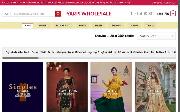 Yaris Wholesale