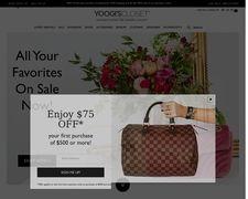 Yoogi's Closet