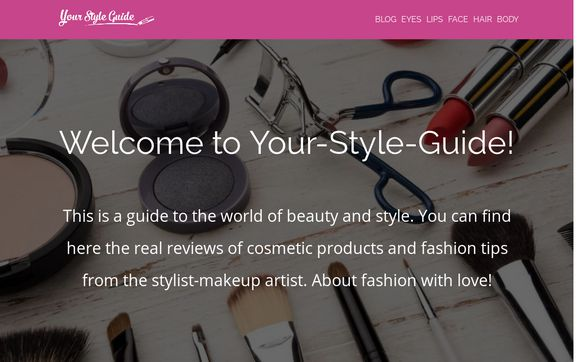 Your-style-guide