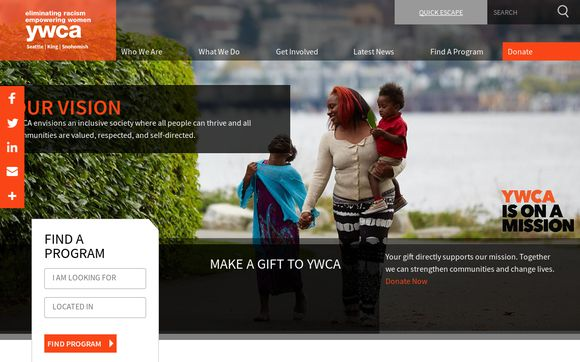 YWCA Seattle   King   Snohomish
