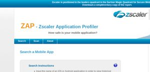Zscaler Reviews - 1 Review of Zap zscaler com | Sitejabber