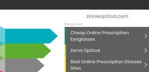 Zinnieoptical.com